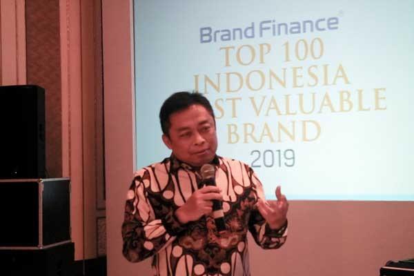 Merek Telkom termahal di Indonesia