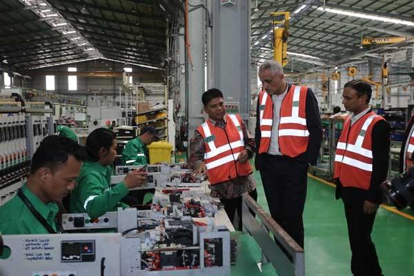 WEF tetapkan pabrik Schneider Electric di Batam untuk Lighthouse Revolusi Industri 4.0
