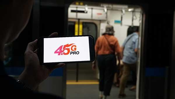 Layanan Tri sudah bisa dinikmati di MRT Jakarta