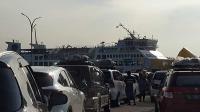 Penggunaan eMoney picu antrian di Pelabuhan Merak?