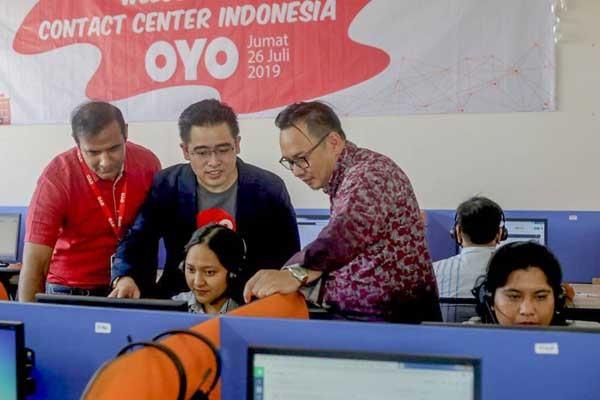 OYO gaet VADS untuk layanan Contact Center