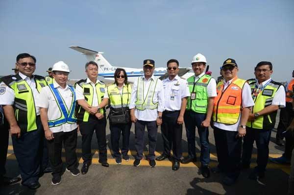Disembur hoaks dijual ke Hong Kong, AP 2 tuntaskan runway ketiga Soetta