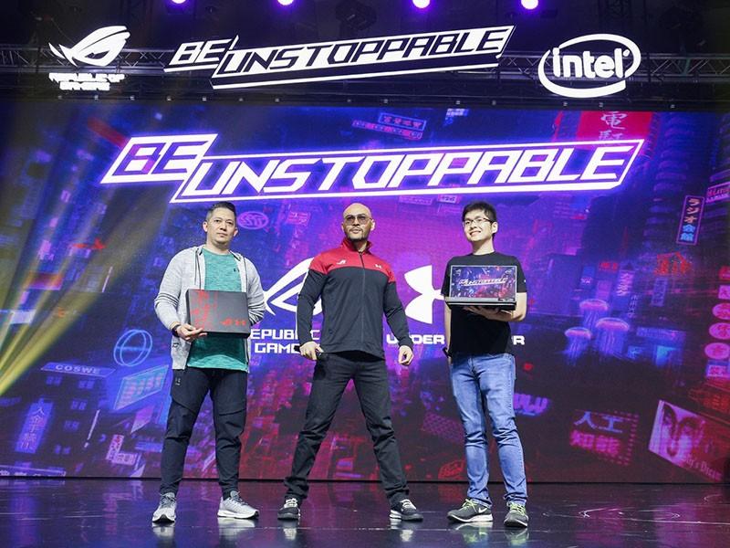 Laptop gaming Asus bertenaga Prosesor 9th Gen Intel Core