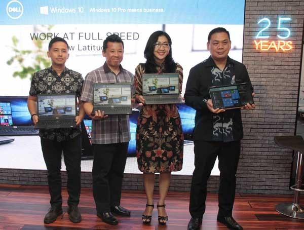 Dell tawarkan PC bisnis didukung 5G