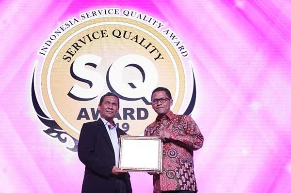 First Media raih Diamond Award di SQA 2019