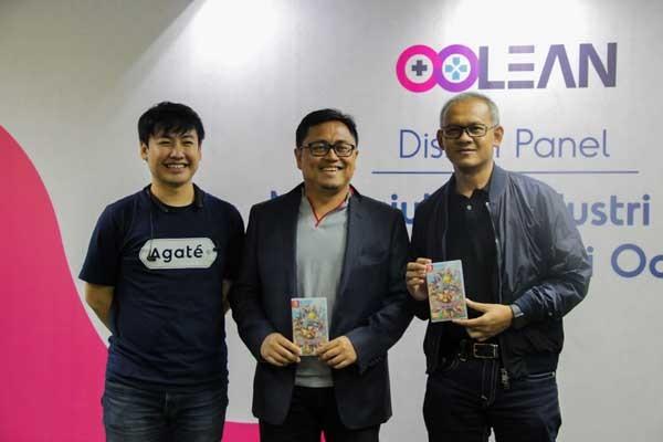 Oolean, ekspansi Melon ke game online
