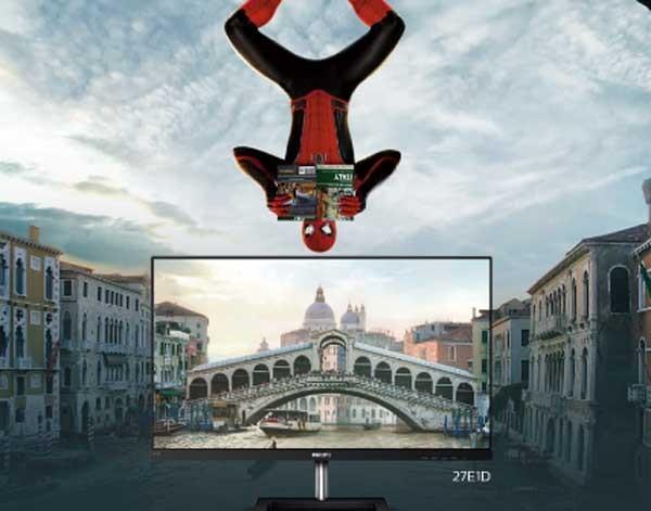 Philips Monitors manfaatkan momentum Spider-Man: Far From Home