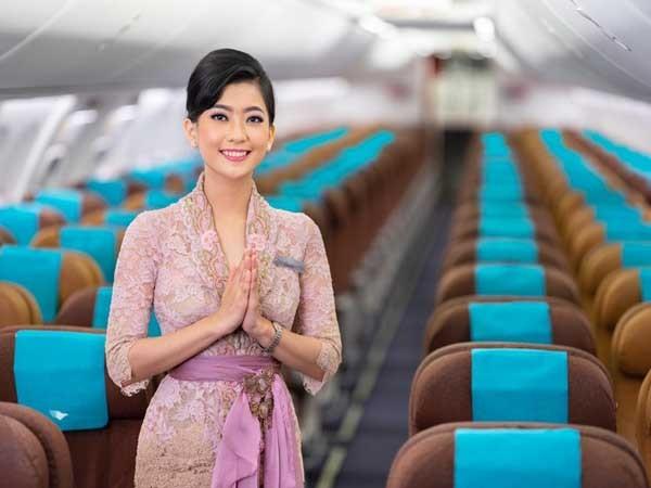 Tak dapatkan hiburan di pesawat, penumpang gugat Garuda Rp100