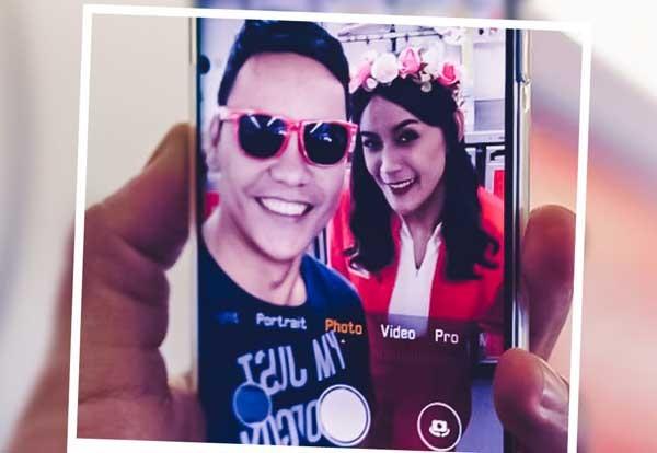 Garuda galau, AirAsia malah bikin kontes selfie