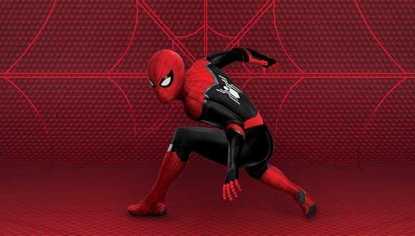 Ssst... ada Spider-Man di Realme