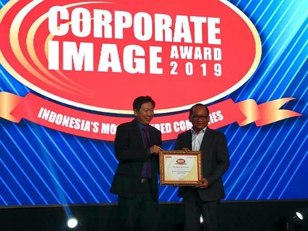 Wow, Telkomsigma lima kali raih The Best Data Center di Corporate Image Award
