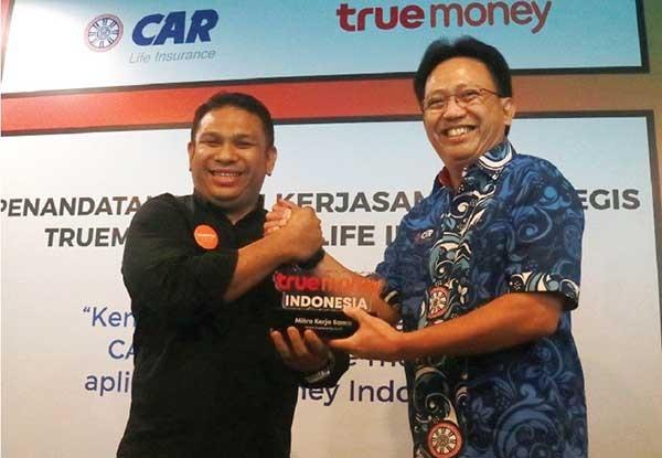 TrueMoney-CAR Life Insurance tawarkan asuransi DBD
