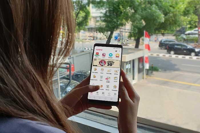 Ayopop dan LinkAja pacu pembayaran digital