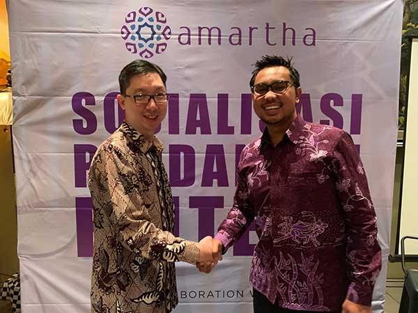 Amartha Fintek gandeng Bank Permata untuk layanan RDL