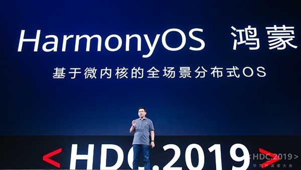Huawei tawarkan sistem operasi HarmonyOS