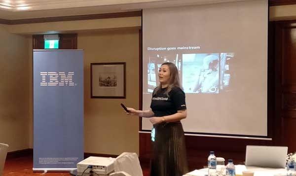 IBM genjot adopsi AI dan Cloud di Indonesia