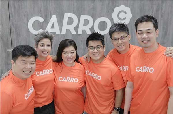Carro telah kumpulkan pendanaan US$100 juta