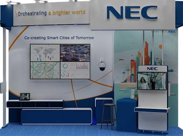 NEC Indonesia pamer solusi bagi Smart City