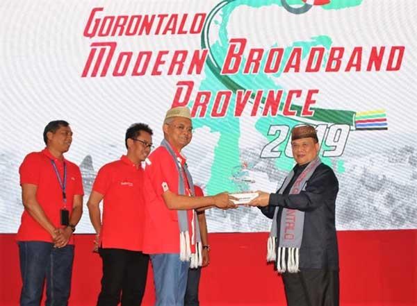 Telkom sulap Gorontalo menjadi