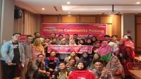Sah, Smartfren Community di Padang terbentuk