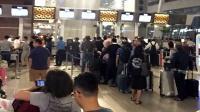 Sempat down, sistem Check-in Terminal 3 Bandara Soetta kembali normal