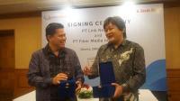 Link Net gaet Fiber Media Indonesia untuk perluas jaringan
