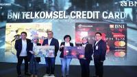 BNI-Telkomsel mesra dalam balutan kartu kredit co-branding