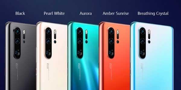 Huawei P30 telah terjual 16,5 juta unit