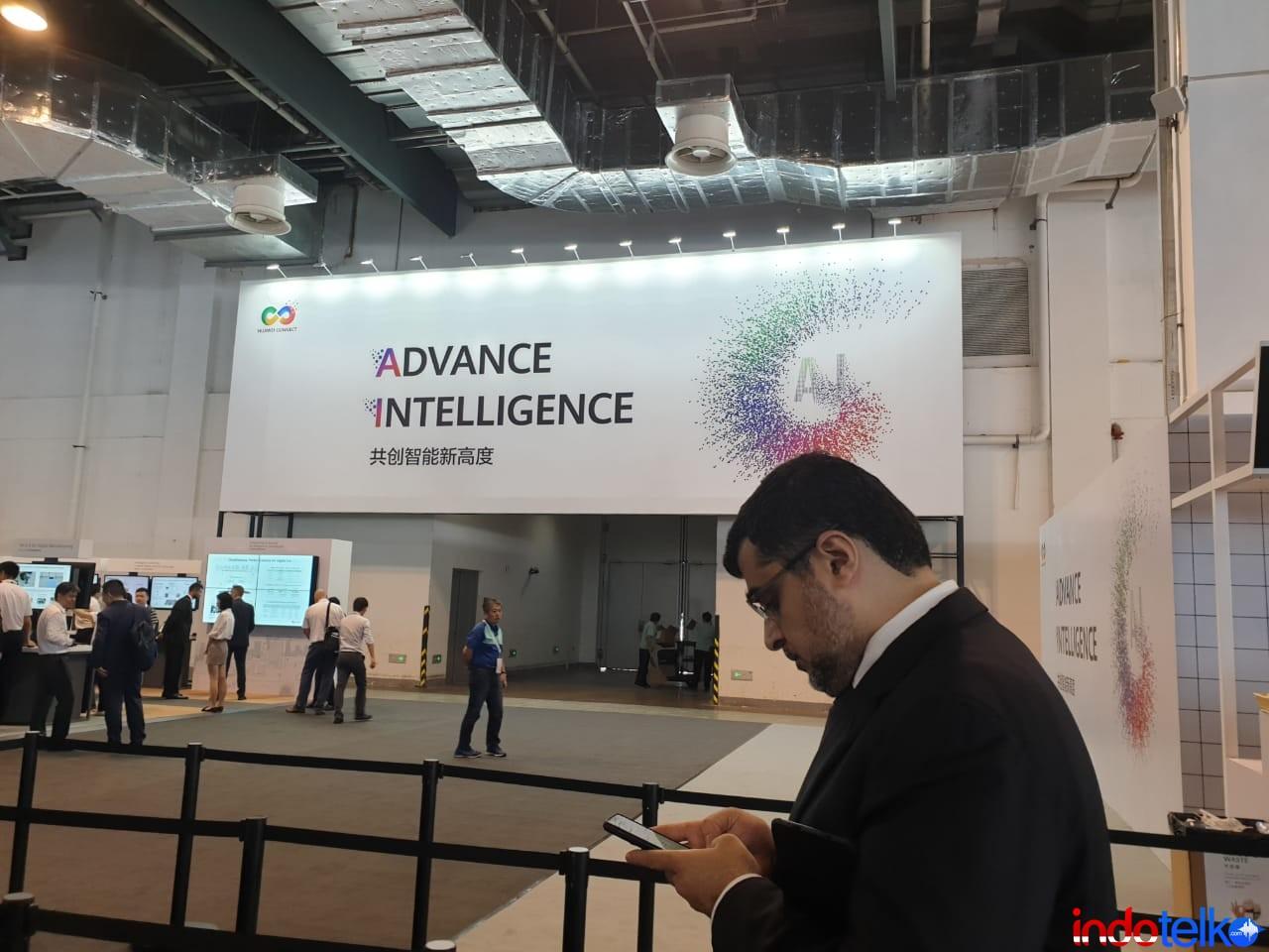 Cara Huawei membangun