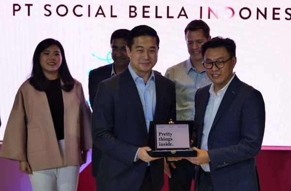 Social Bella raih investasi US$40 juta