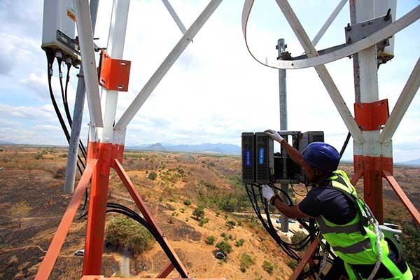 XL sediakan layanan 4G di Pesisir Barat Lampung
