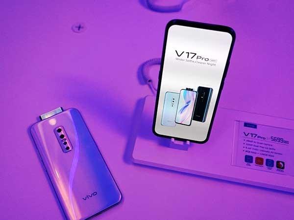 Vivo V17 Pro resmi meluncur di Indonesia