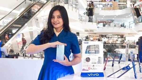 Vivo gaet Telesindo perkuat saluran penjualan di Jakarta