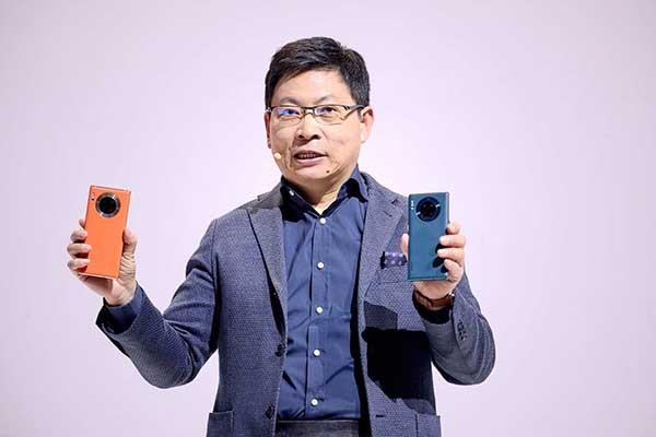 Pakar ungkap celah kelemahan dari Huawei Mate 30 series