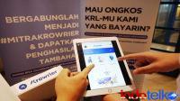 Krowrier adopsi pola crowdsourcing untuk jasa pengiriman