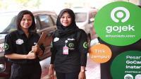 Gojek bersaing dengan Grab di Bandara Soekarno-Hatta