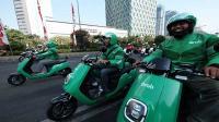 Grab ikut susun roadmap ekosistem kendaraan listrik