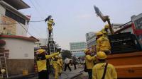 Gubernur Anies tertibkan kabel optik, APJII minta koordinasi