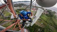 XL perkuat layanan di kawasan Danau Toba