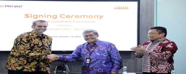 Terkuak, alasan TelkomGroup borong 2.100 menara Indosat