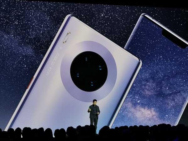 Huawei tambah saluran penjualan untuk Mate 30 Pro