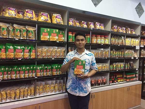 Kisah sukses berjualan bawang goreng via WhatsApp Business