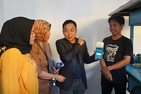 Cashlez ekspansi ke Makassar