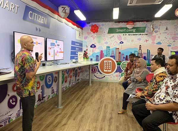 Telkom dilirik untuk wujudkan smart village
