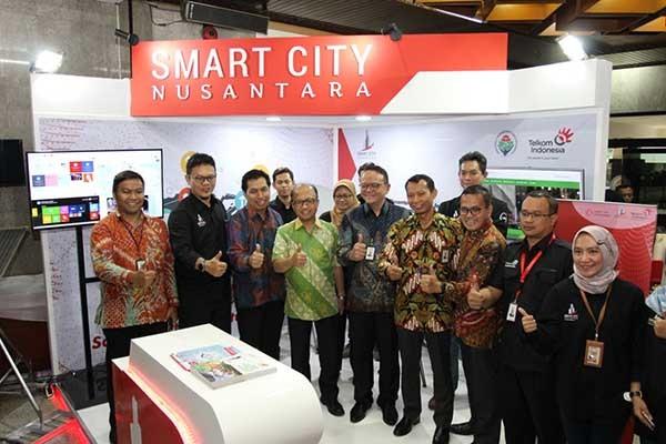 Dua senjata Telkomsat untuk Smart City Nusantara