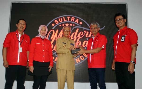 Telkom jadikan Sulawesi Tenggara sebagai