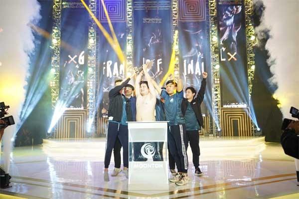 EVOS jadi juara di MPL ID Season 4