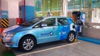 Mengenal fasilitas pengisian baterai mobil listrik di Bandara Soetta