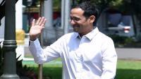 Jokowi angkat Nadiem sebagai Mendikbud