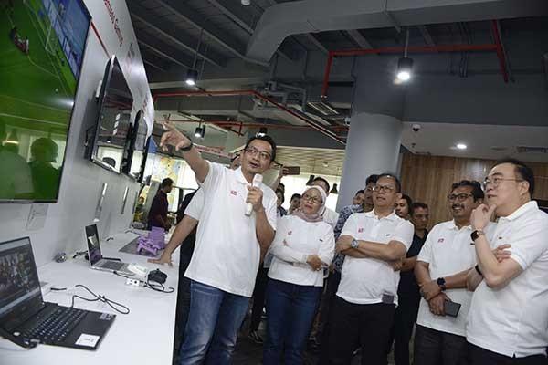 Telkomsel siapkan 5G hadapi Revolusi Industri 4.0